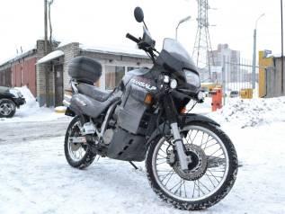 продам мотоцикл Honda Transalp 600v Honda Transalp 1999 продажа