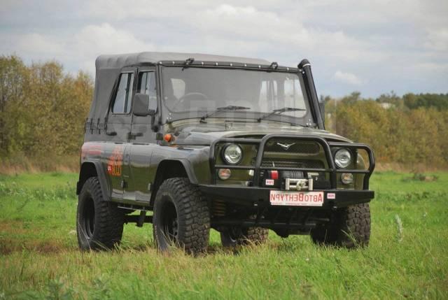 Лифт-комплект. УАЗ 469, 3151 ГАЗ 69