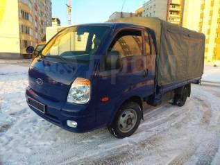Kia Bongo III. Продается бортовой грузовик Kia Bongo 3, 2 700куб. см., 1 300кг., 6x2