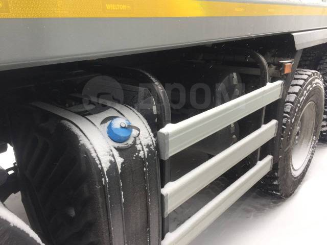 Scania. P8x400 P440CB8X4EHZ Самосвал 2017 года, 13 000куб. см., 8x4