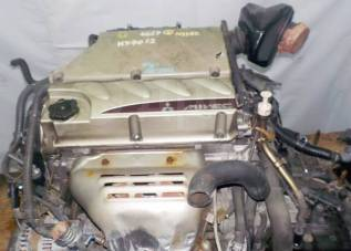 Двигатель в сборе. Mitsubishi: Grandis, Eclipse, Galant, Airtrek, Lancer, Savrin, Outlander Двигатель 4G69