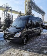 Mercedes-Benz Sprinter 515 CDI. Mercedes-Benz Sprinter 515 cdi, 19 мест