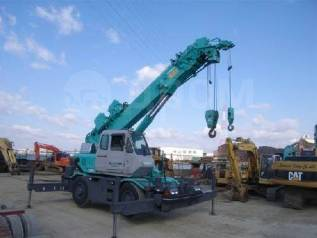 Услуги / аренда автокрана «Kobelco» грузоподъемностью 16 тонн, выгодно