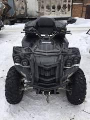 Stels ATV 800D EFI. исправен, есть птс, с пробегом