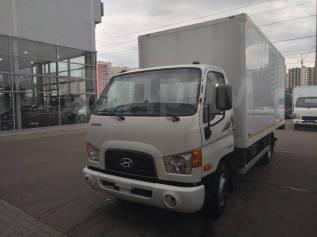 Hyundai HD78. HD78 изотермический фургон, 3 933куб. см., 4 000кг., 4x2