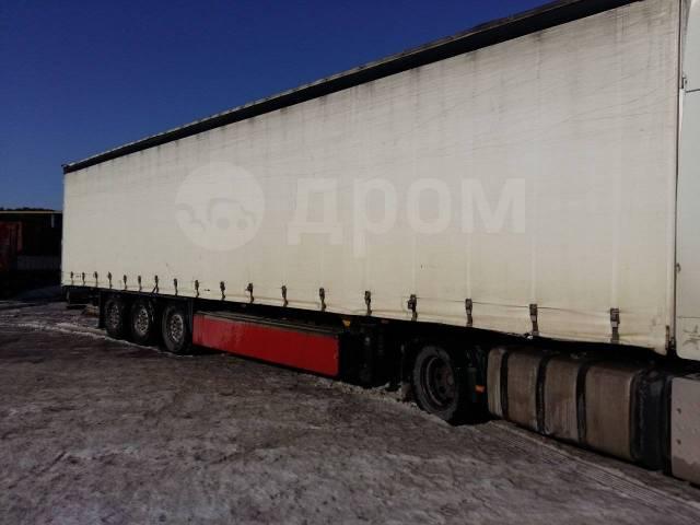 Schmitz Cargobull. Продам полуприцеп тентованный, 39 000кг.
