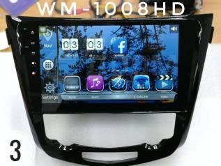 """Магнитолы на андроид Qashqai, X-Trail 2014 + WM-1008HD 10"""" Лот №11"""