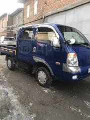 Kia Bongo. Продаётся грузовик 3 4WD, 3 000куб. см., 1 000кг., 4x4