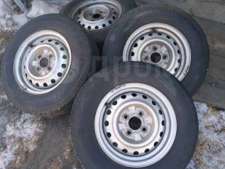 Bridgestone RD613 Steel. Летние, 2010 год, 20%, 4 шт