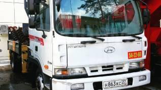 Hyundai Gold. Продам автобуровую в Хабаровске, 7 545куб. см., 5 000кг.