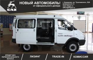 ГАЗ 22177. ГАЗ 221717 (Микроавтобус 4х4)!, 6 мест, В кредит, лизинг