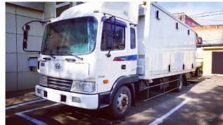 Hyundai Mega Truck. Продам автофургон , 6 606куб. см., 5 000кг., 4x2