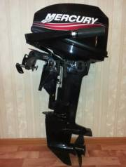 Mercury. 15,00л.с., 2-тактный, бензиновый, нога S (381 мм), 2013 год
