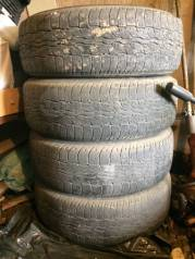 Bridgestone Dueler H/T 687. Летние, 2008 год, 20%, 4 шт
