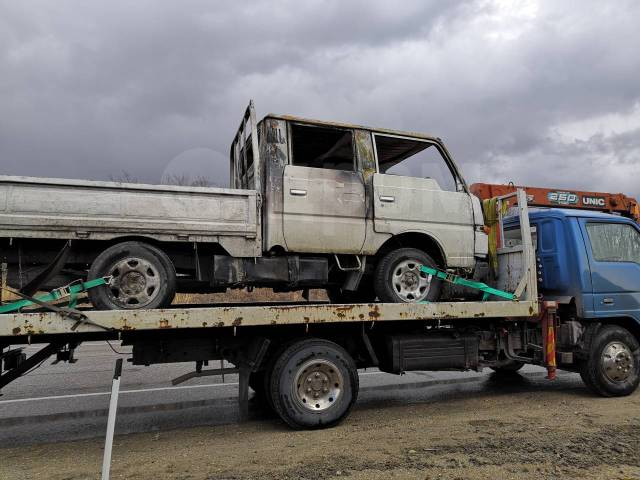 Эвакуатор в Артёме, грузоперевозки, грузовик с манипулятором, недорого