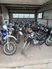 Продажа эндуро мотоциклов из Японии. Эндуро центр.