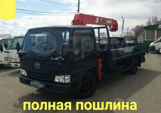 Mazda Titan. 4,6л., эвакуатор 5 тонн, 4 600куб. см., 5 000кг., 4x2