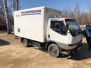 Mitsubishi Fuso. Грузовик будка, 2 800куб. см., 1 500кг., 4x2