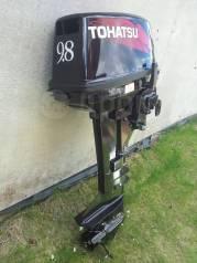 Tohatsu. 9,80л.с., 2-тактный, бензиновый, нога S (381 мм), 2016 год
