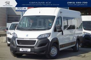 Peugeot Boxer. Маршрутное такси, 18 мест