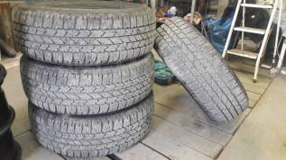 Bridgestone Dueler A/T 693II. Летние, 2019 год, без износа, 4 шт