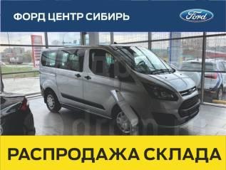 Ford Transit. Продается Ford Tourneo Custom, 8 мест, В кредит, лизинг. Под заказ