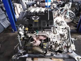 Двигатель в сборе. Nissan Teana, PJ31 Nissan Presage, PNU31, PU31 Nissan Murano, PNZ50, PZ50 Двигатель VQ35DE