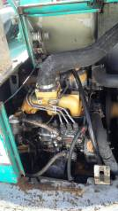 Komatsu PC28. Миниэкскаватор komatsu pc28
