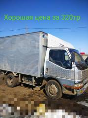 Mitsubishi Fuso Canter. Продается грузовик Митсубиси Кантер., 4 500куб. см., 2 000кг., 4x2