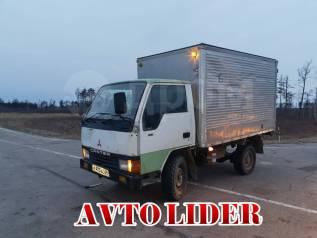 Mitsubishi Fuso Canter. Продаётся отличный. недорогой грузовик митсубиши кантер, 3 600куб. см., 2 000кг.