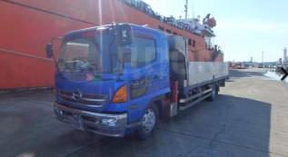 Hino Ranger. Продаётся грузовик hino ranger, 8 000куб. см., 8 000кг., 4x2