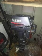 Yamaha. 6,00л.с., 2-тактный, бензиновый, нога L (508 мм)