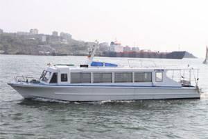 Услуги катера, отдых на островах, рыбалка, морские прогулки, доставка. 25 человек, 24км/ч