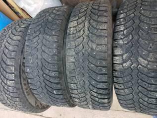 Bridgestone Blizzak Spike-01. Зимние, шипованные, 2014 год, 40%, 4 шт