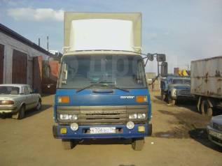 Nissan Diesel Condor. Продам хороший грузовик, 7 000куб. см., 5 000кг., 4x2
