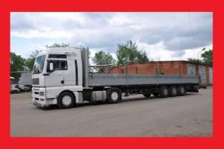 Услуги длинномера прицеп 12м, седельные тягачи, фура, грузовик 25т