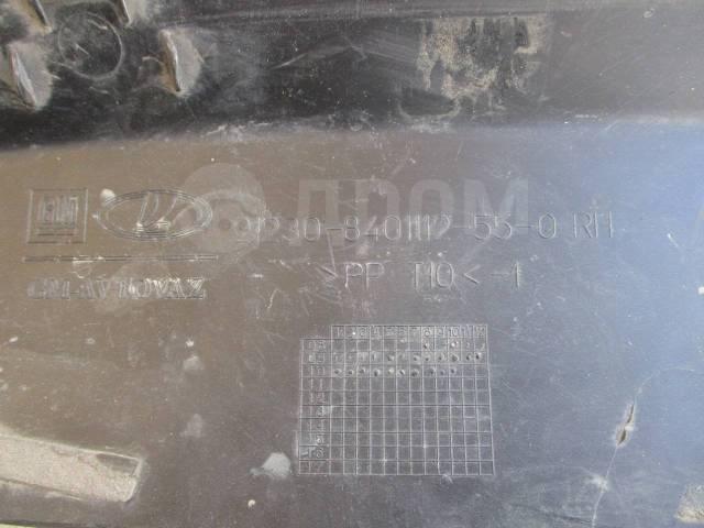 Клипса реснички на фару. Chevrolet Niva, 21236 Двигатели: Z18XE, BAZ2123