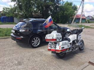 Honda Gold Wing. 1 200 куб. см., исправен, птс, с пробегом