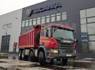 Scania P400. CB8x4EHZ, 1 000куб. см., 28 000кг., 8x4
