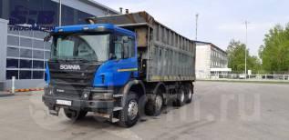 Scania P400. Продается самосвал 8X4, 13 000куб. см., 50 000кг., 8x4