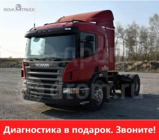 Scania P340. LA4X2HNA, 10 640куб. см., 12 890кг., 4x2