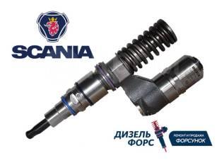 Инжектор, форсунка. DAF Iveco MAN Scania
