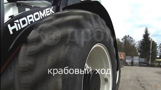 Hidromek HMK 102S. Фронтальный погрузчик Alpha A1, 4 000кг., Дизельный, 1,10куб. м. Под заказ