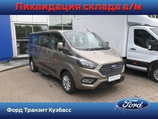 Ford. Tourneo Custom MCA в Кемерово, 8 мест, В кредит, лизинг