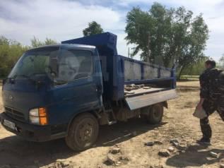 Hyundai Mighty. Продается грузовик || Грузовой самосвал, 3 568куб. см., 3 500кг., 4x2