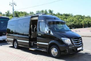 Mercedes-Benz Sprinter 515 CDI. Mercedes Sprinter 515 CDI Автобус 21+1 новый салон Турция Super Lux, 22 места, В кредит, лизинг