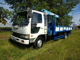 Hino Ranger. Продается грузовик с манипулятором., 7 000куб. см., 5 000кг., 4x2