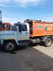 ГАЗ 3309. Продается ГАЗ-3309 мусоровоз