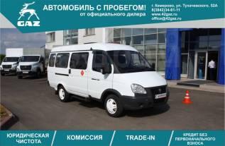 ГАЗ 32213. ГАЗ-32213 (Автобус 2013 г. в. с двигателем ЗМЗ)!, 13 мест, В кредит, лизинг