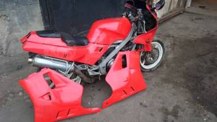 Honda VFR 400. 400куб. см., неисправен, без птс, без пробега